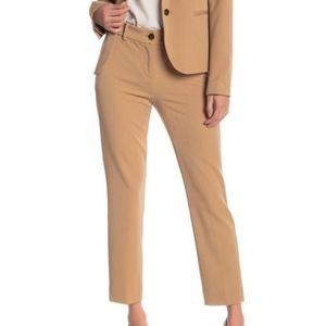J. Crew   Slim Ankle Crop Career Pant Size 16